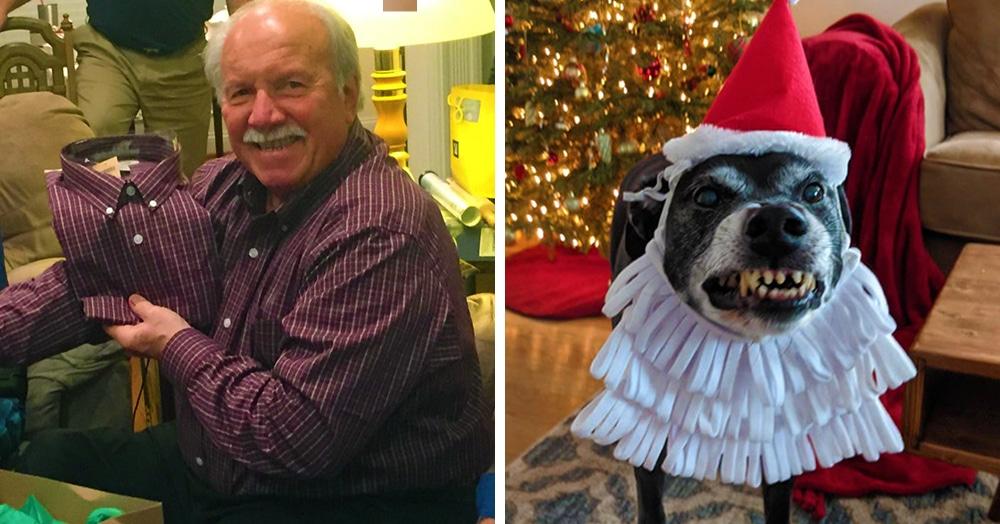 15 новогодних и рождественских фейлов, от которых эти праздники становятся ещё веселее