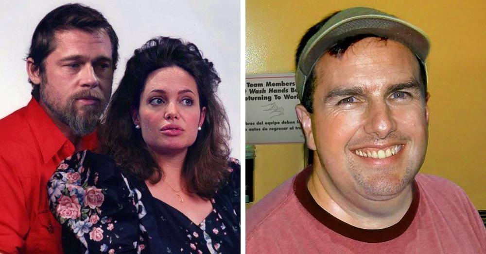 Художник из Нью-Йорка представил, как выглядели бы знаменитости, будь они простыми людьми