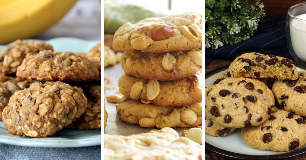 10 самых простых и вкусных рецептов овсяного печенья