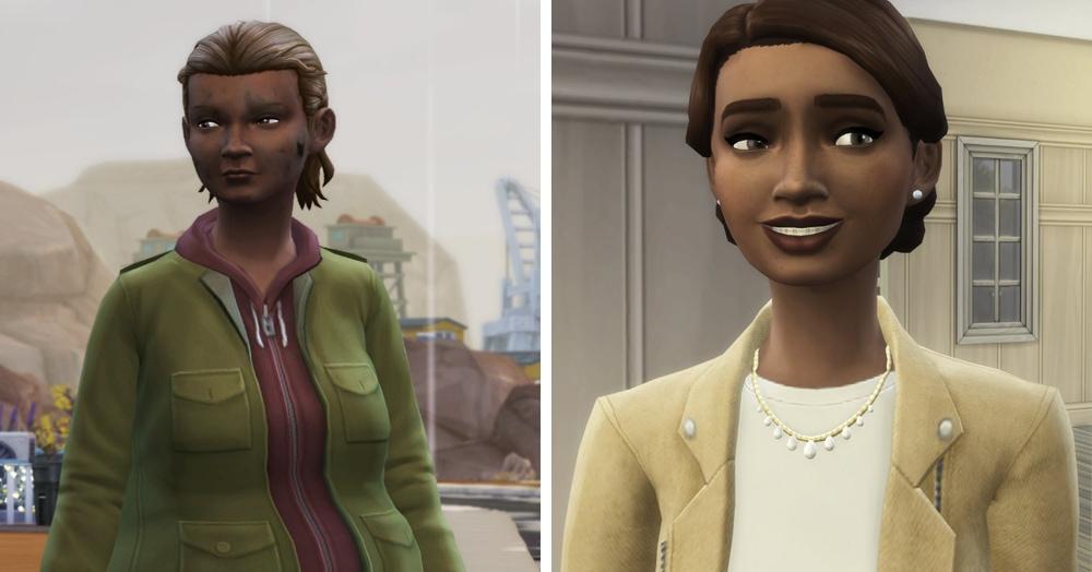 Девушка создала в The Sims бездомную и решила поднять её со дна. Её успех мотивирует лучше реального