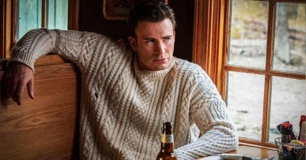 Американец заказал в интернете свитер как у Криса Эванса. Но оказалось, что связать его надо будет самостоятельно