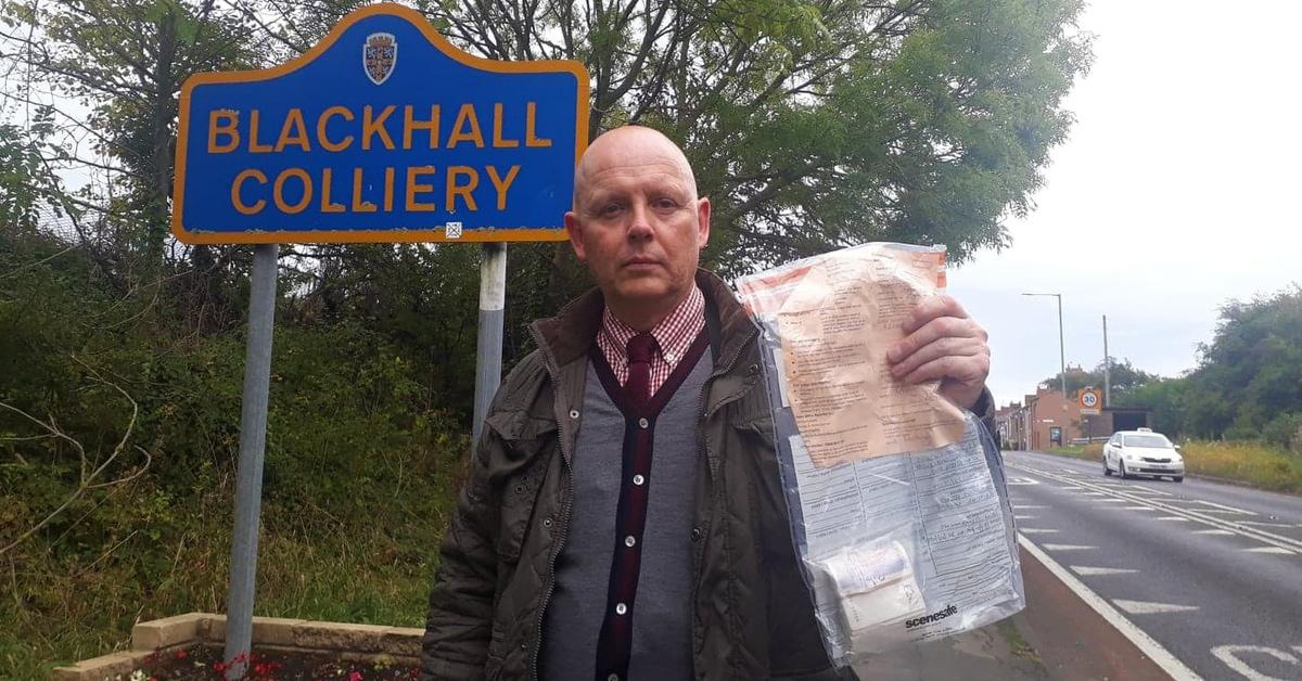Английская полиция спустя 6 лет нашла «злоумышленника», подкидывающего деньги под двери простых людей