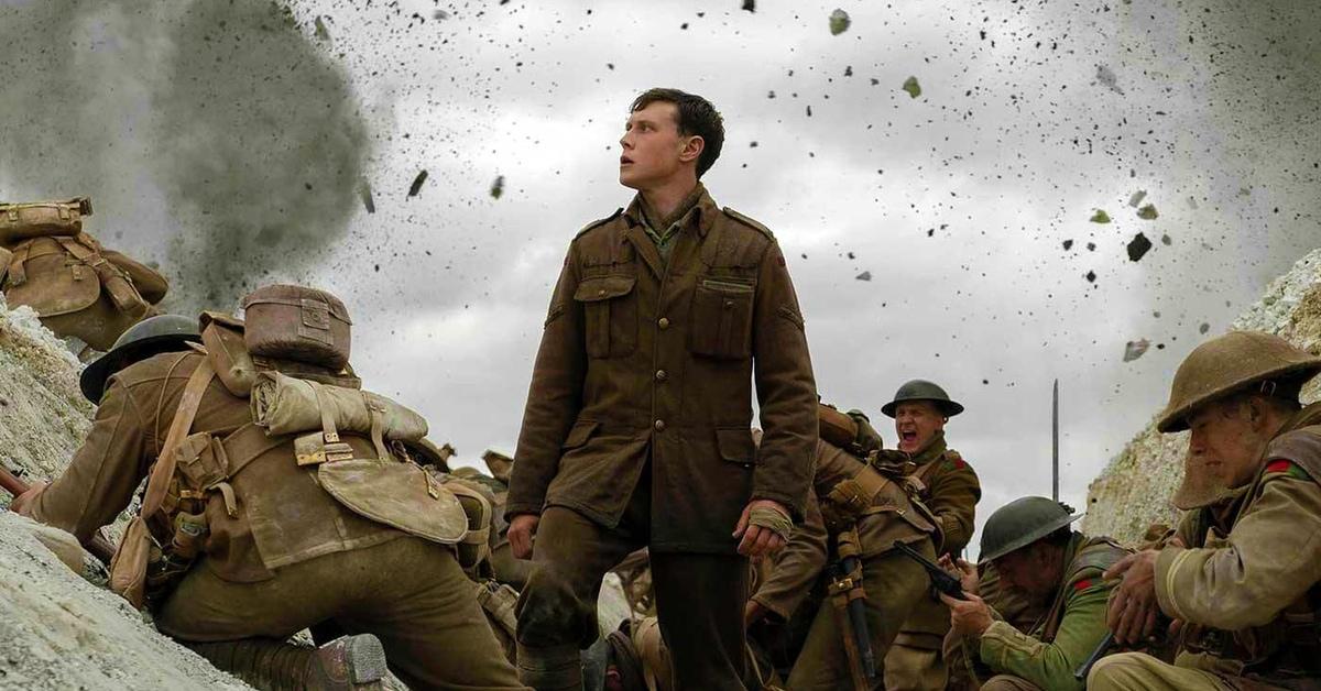 В мире вышел фильм «1917» о Первой мировой войне. Почему эта картина может оказаться лучшей в 2020 году?
