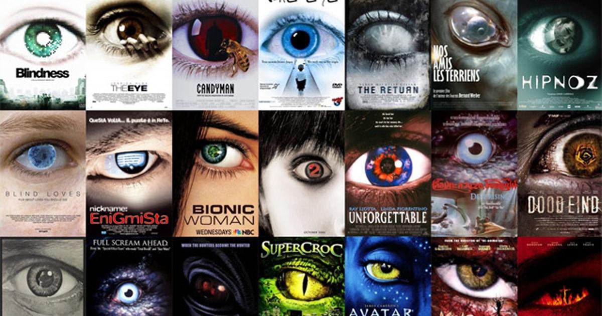 В Твиттере заметили, что фильмы можно разделить на типы по их постерам. И доводы тут железные