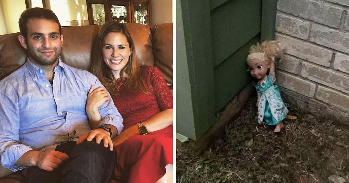 Семья несколько раз выкидывала старую куклу, но она каждый раз возвращалась — и напугала семью до чёртиков