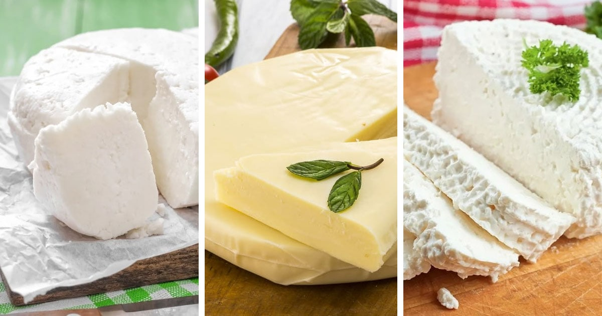 Сыр в жидкости