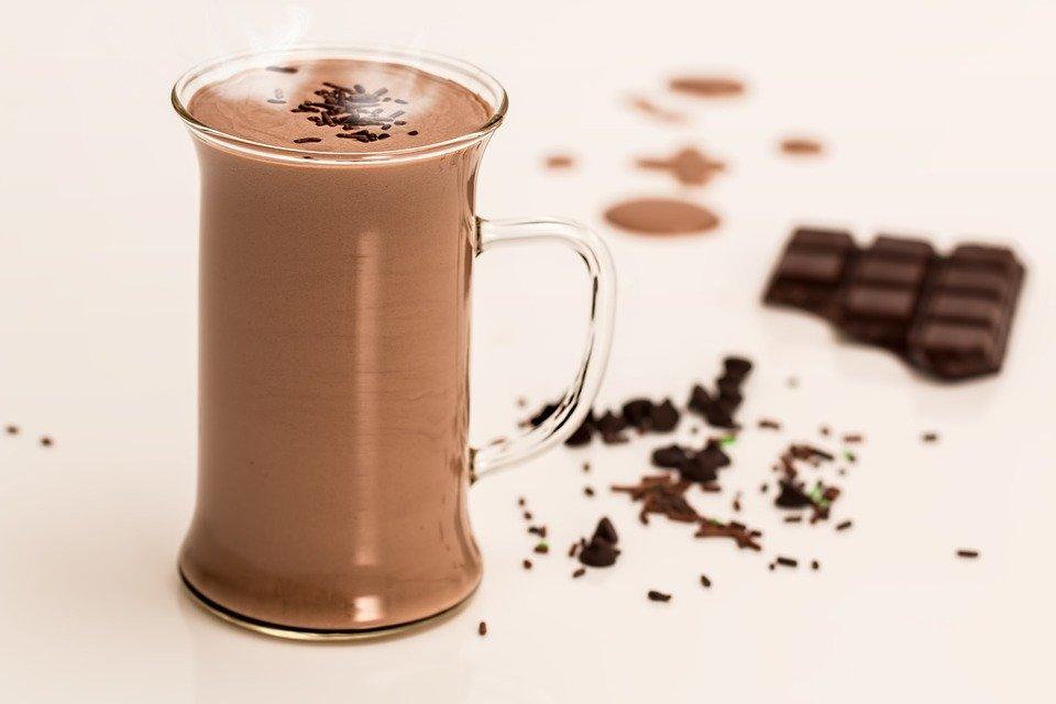Горячий Шоколад, Пить, Молочная, Зима, Молоко, Сладкий