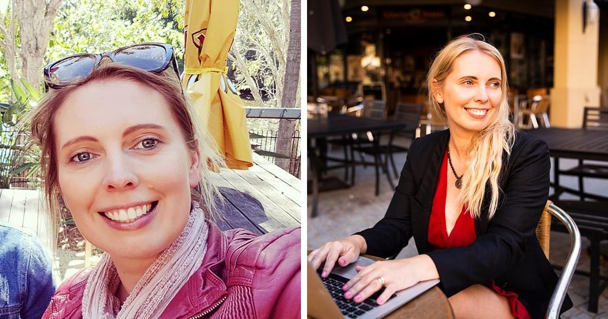 Австралийка показала, как выглядела, когда страдала от зависимости. Теперь она здорова и помогает другим