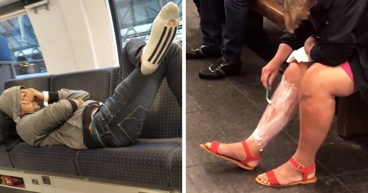 20 случаев, когда попутчики делали поездку в общественном транспорте незабываемой в худшем смысле этого слова