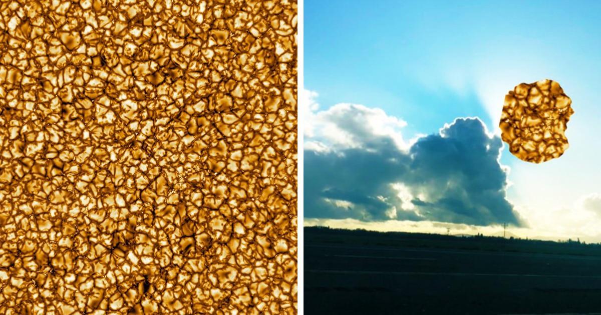 Учёные опубликовали самые детальные снимки поверхности Солнца. Это важное открытие, но в сети все только ржут