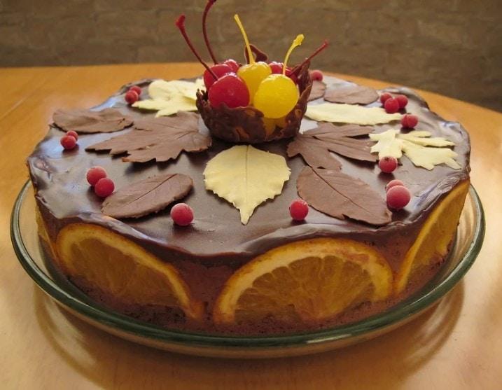 Рецепты шоколадных тортов: 75 рецептов