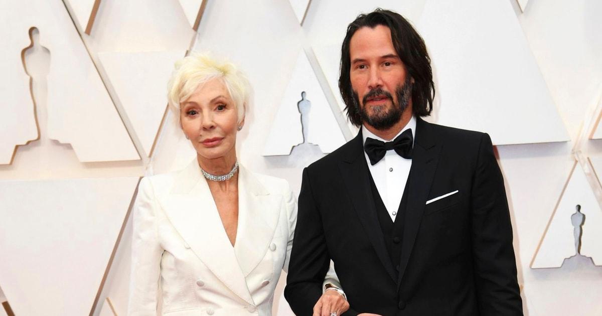 Киану Ривз пришёл на «Оскар» с мамой и затмил этим все остальные события церемонии. Так может только Киану