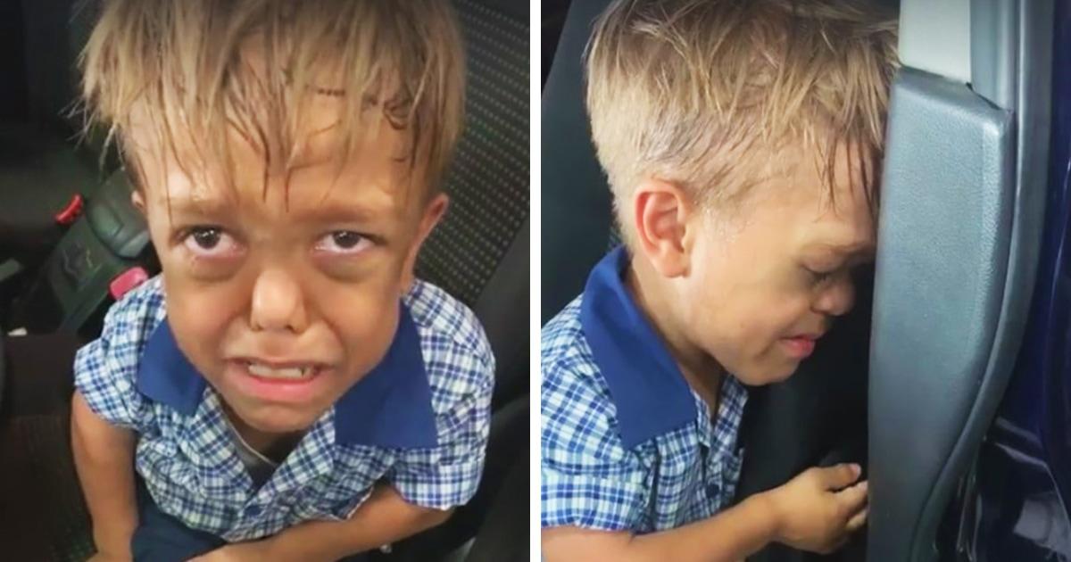 9-летнего мальчика с дварфизмом травили в школе, а теперь он получает поддержку от людей по всему миру