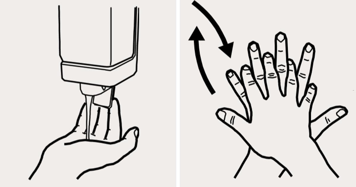 Как правильно мыть руки, чтобы обезопасить себя от инфекций? Инструкция Всемирной организации здравоохранения