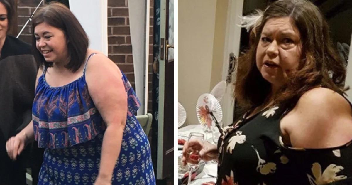 Тренер аэробики бросила работу и располнела до 127 кг. А потом взяла себя в руки, похудела и стала стройняшкой
