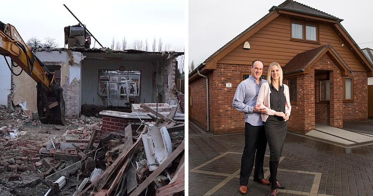 Мужчина 10 лет строил дом по видео с YouTube. Всё это время его семья жила в трейлере, но результат того стоит