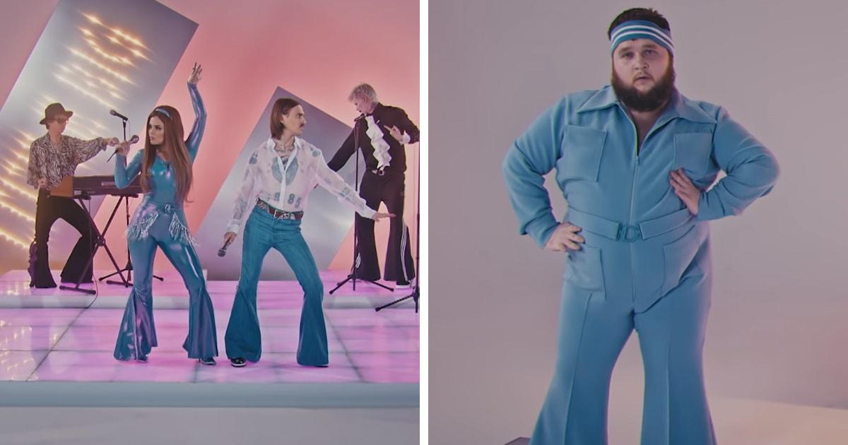 Группа Little Big представила песню, с которой поедет на Евровидение. Но зрители влюбились не в солистов