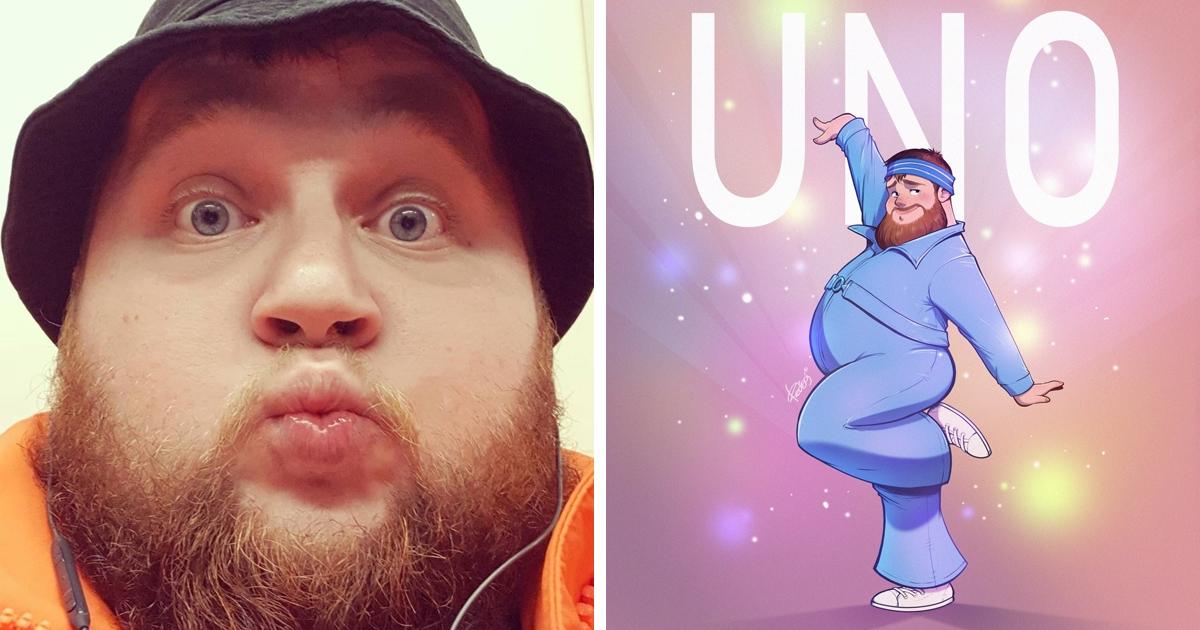 Пухляш из клипа «Uno» поедет на Евровидение! Фанаты в восторге, но делать поспешные выводы пока рано