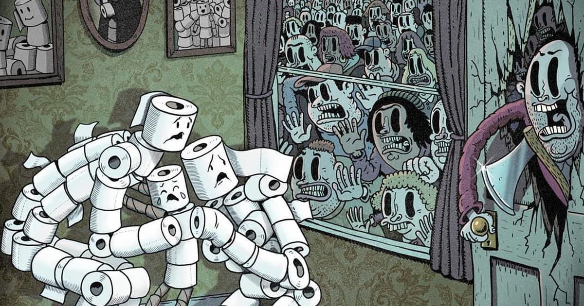 15 карикатур на злобу дня от британского иллюстратора, который жёстко, но точно показывает пороки общества