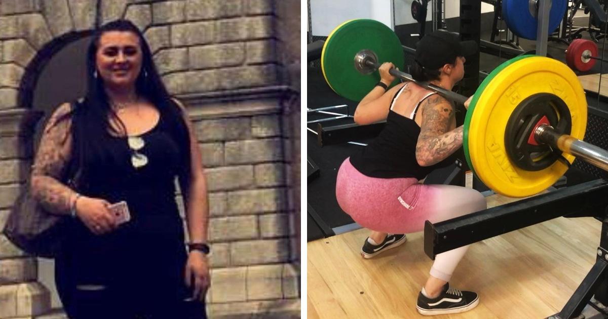 Британка отомстила парню, который бросил её из-за веса — она похудела так, что заставила его кусать локти