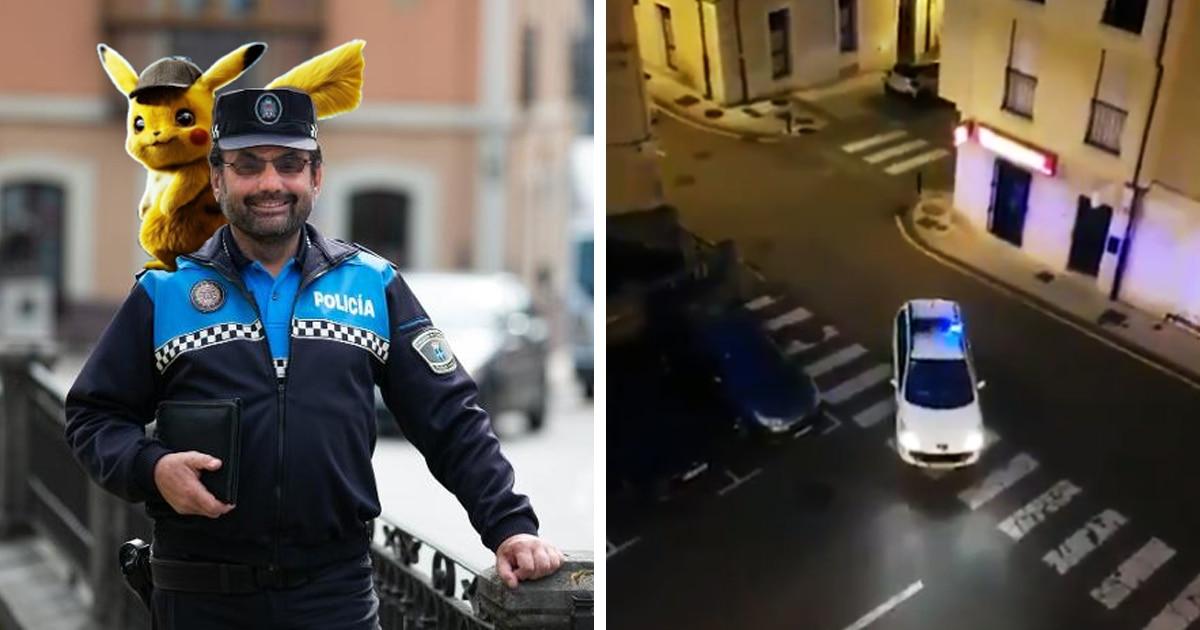 «Пика-пика»: испанская полиция зачитала детям на карантине письмо от Пикачу, попав в сердечко даже взрослым