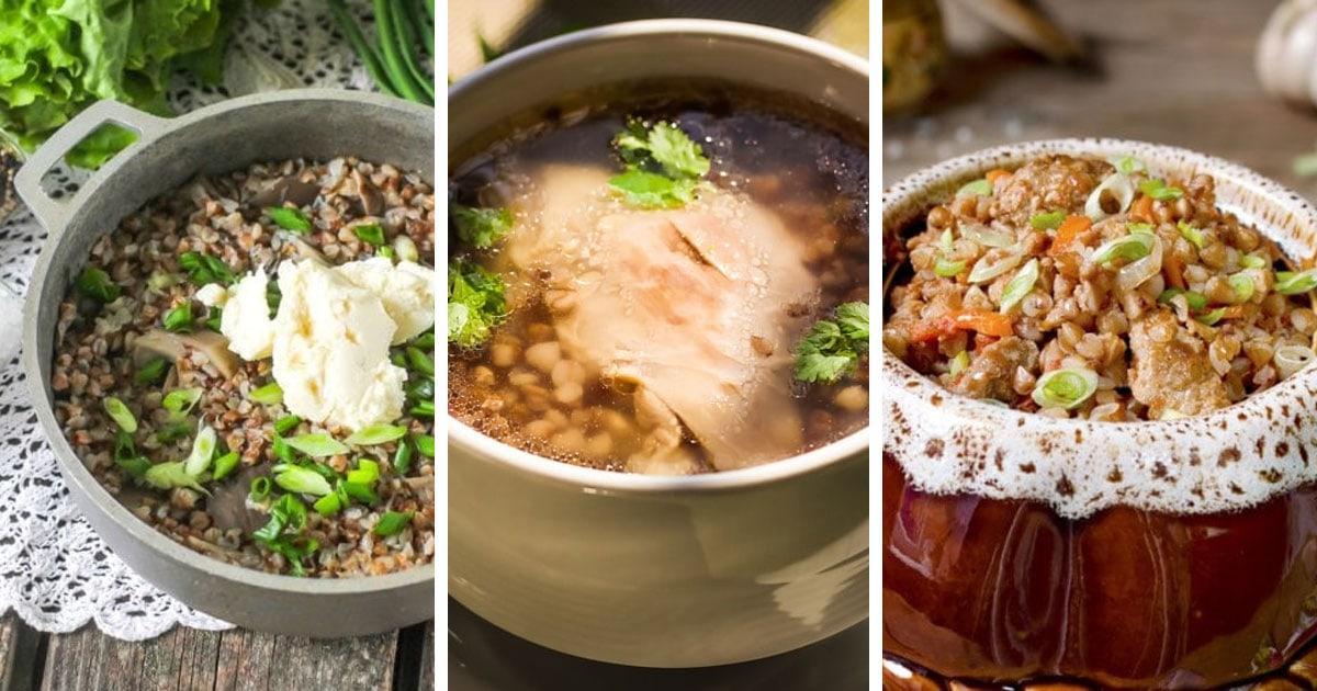 10 самых вкусных рецептов из гречки