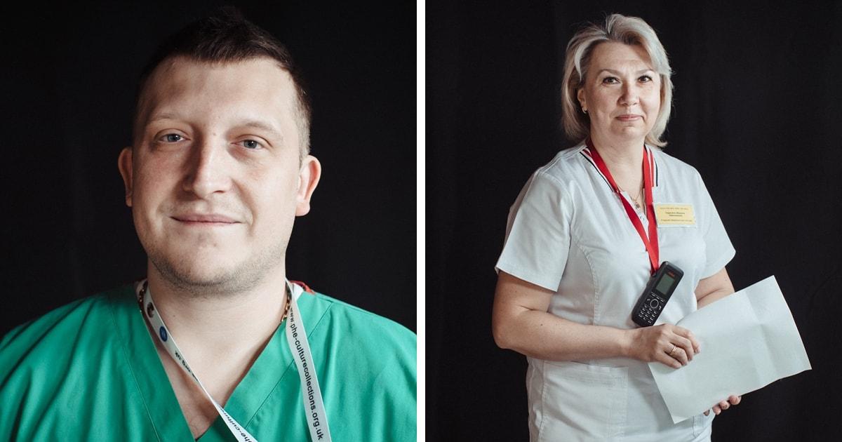 «Сверхчеловеки»: главврач больницы в Коммунарке показал тех, кто вносит свой вклад в борьбу с коронавирусом