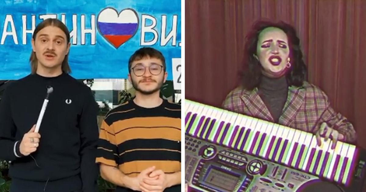 «Карантиновидение-2020»: Little Big решили провести свой конкурс, и участники уже представили первые хиты