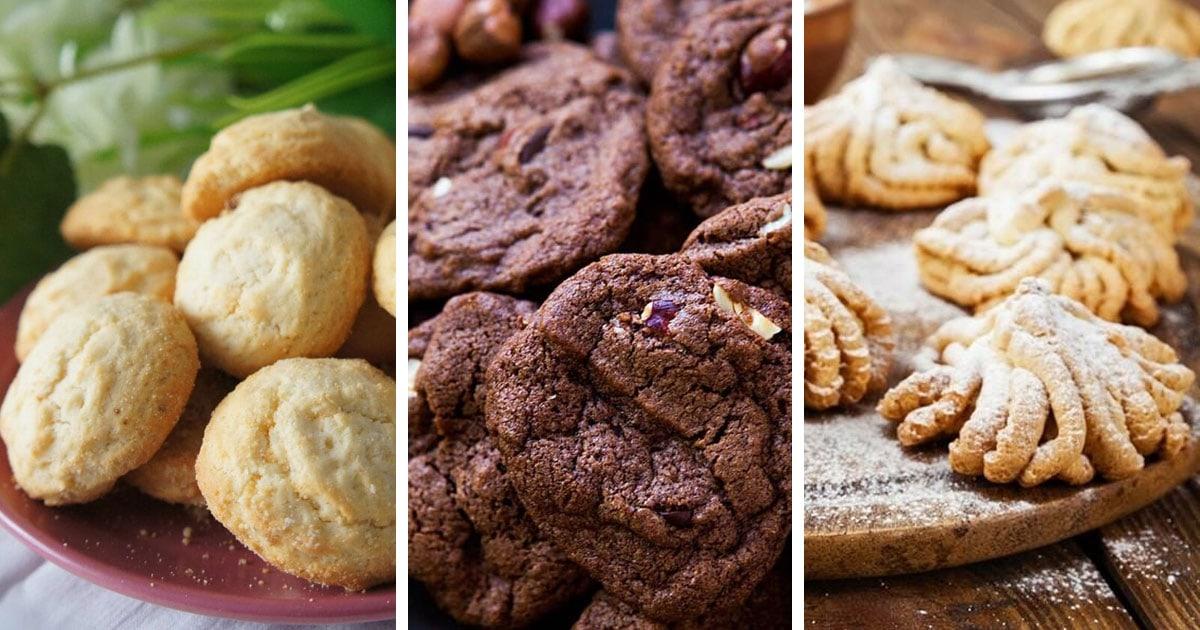10 лучших рецептов самого вкусного домашнего печенья