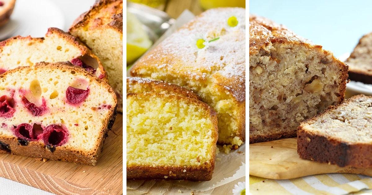 10 рецептов самого вкусного творожного кекса