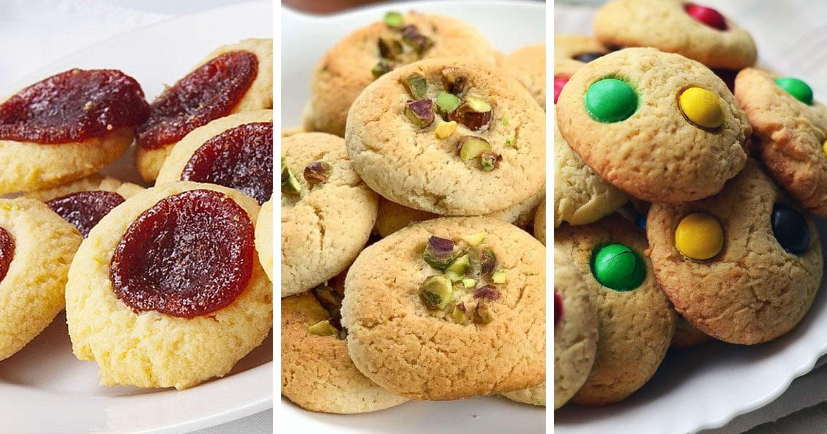 10 самых простых рецептов вкусного песочного печенья