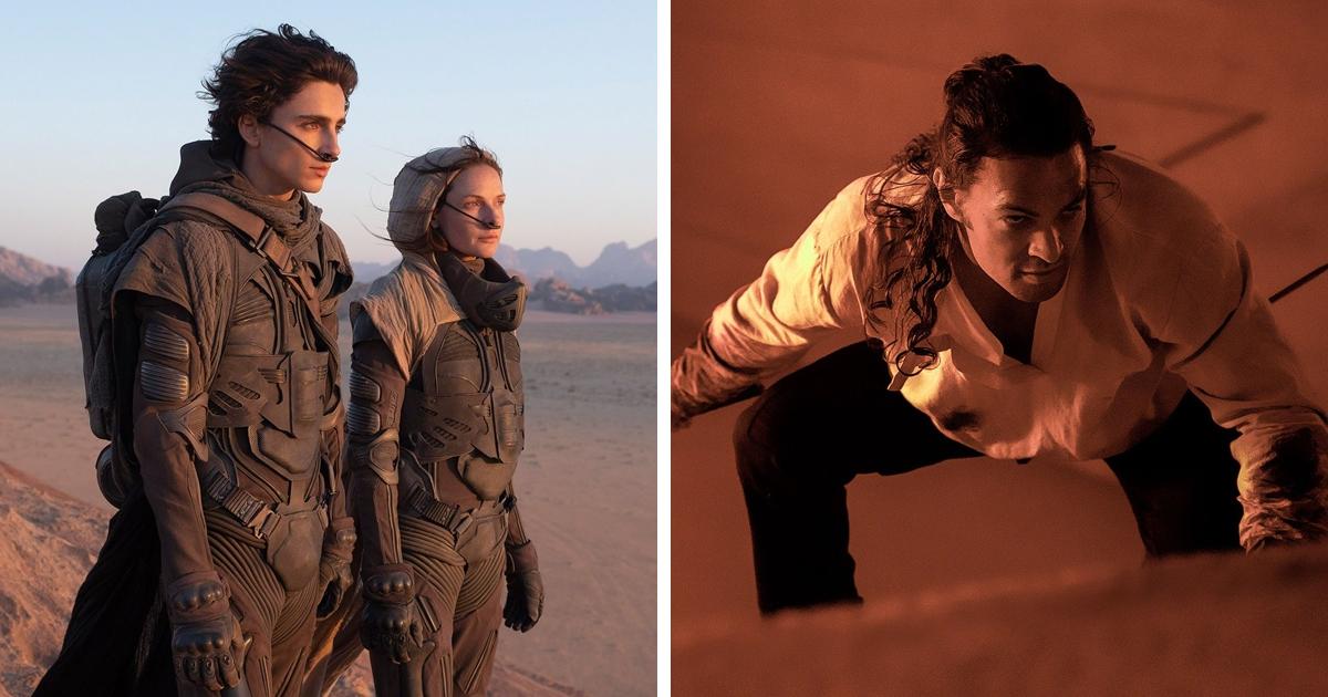 В сети появились первые кадры «Дюны» — экранизации знаменитого романа с Тимоти Шаламе в главной роли