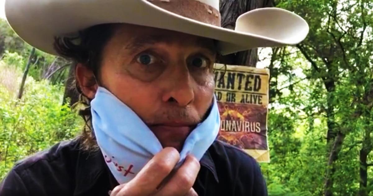 Мэттью Макконахи в образе ковбоя Бобби Бандито ищет убийцу Корона Ви. Не забывая надеть свою крутую бандану