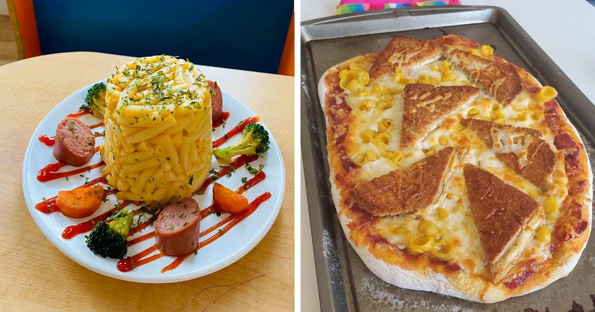 Пользователи сети показывают свою странную еду на карантине. И это новый уровень кулинарных извращений
