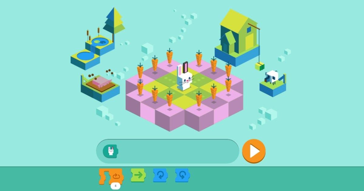 Google начал 10-дневный марафон Дудл-игр. Доступна пока одна, но уже известно, какими будут все остальные