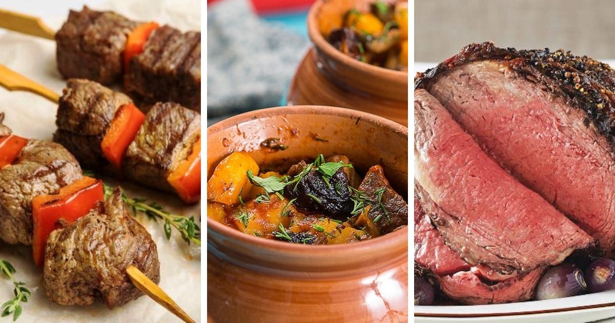 10 самых простых и вкусных рецептов из говядины