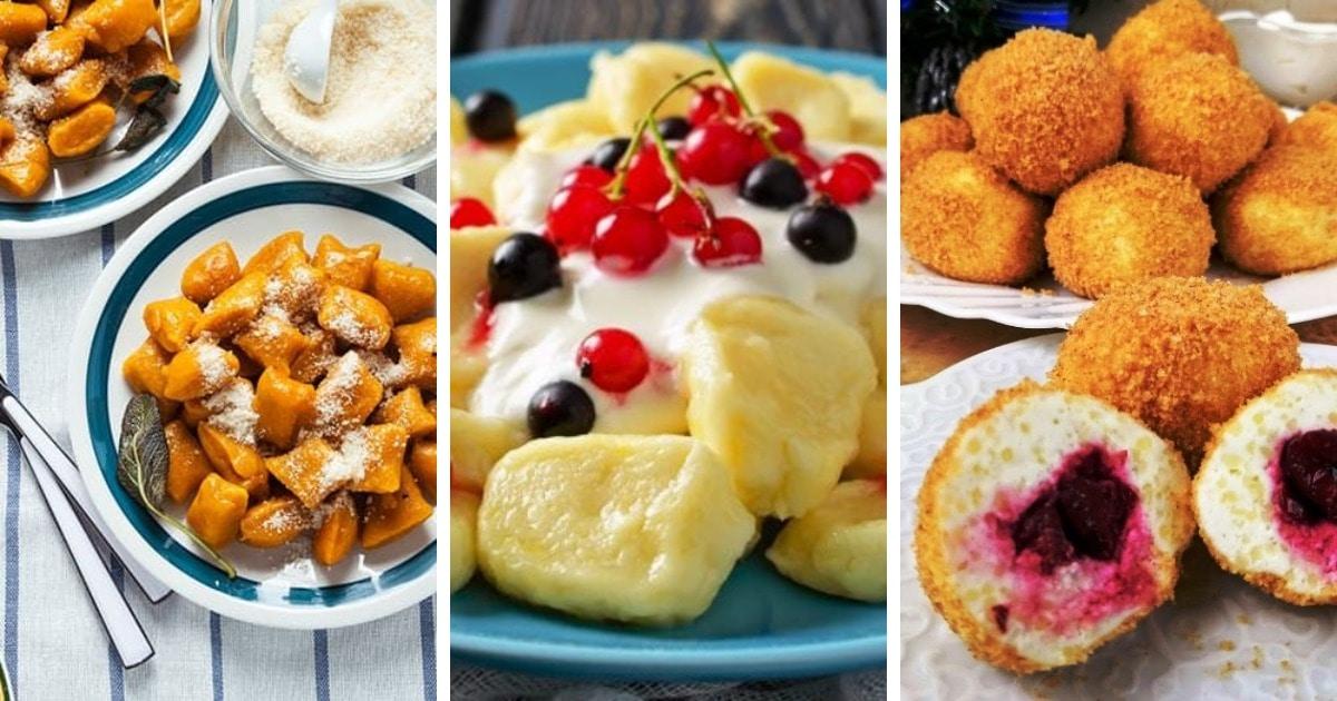 10 рецептов самых вкусных ленивых вареников для необычного завтрака