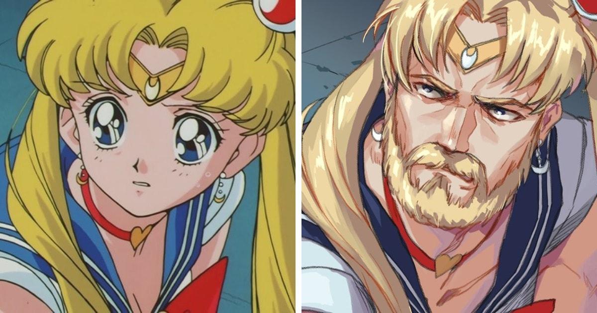 Сейлормун / Sailor Moon - смотреть мультфильм бесплатно онлайн без ... | 630x1200