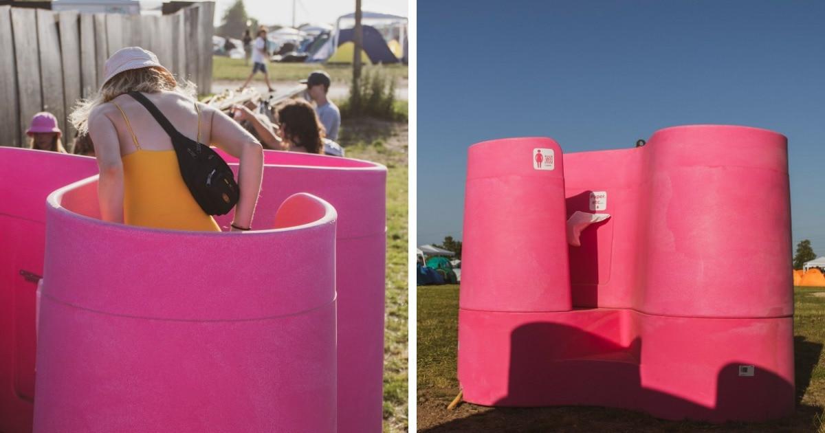 Во Франции появились туалеты, приспособленные к условиям пандемии. Но пользоваться ими смогут только смелые