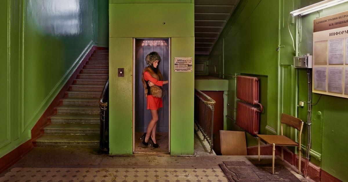 Фотограф из Германии создал серию снимков России 21 века, показав её стильной, яркой и душевной