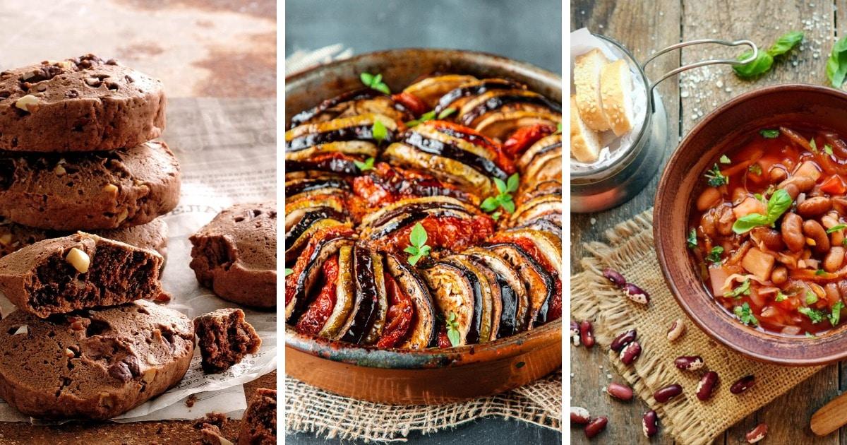 10 самых вкусных вегетарианских блюд на каждый день