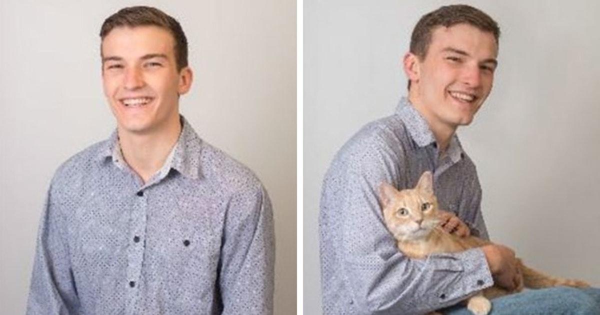Учёные выяснили, какое фото подойдёт для знакомства с девушкой: с котом или без него. И результат всех удивил