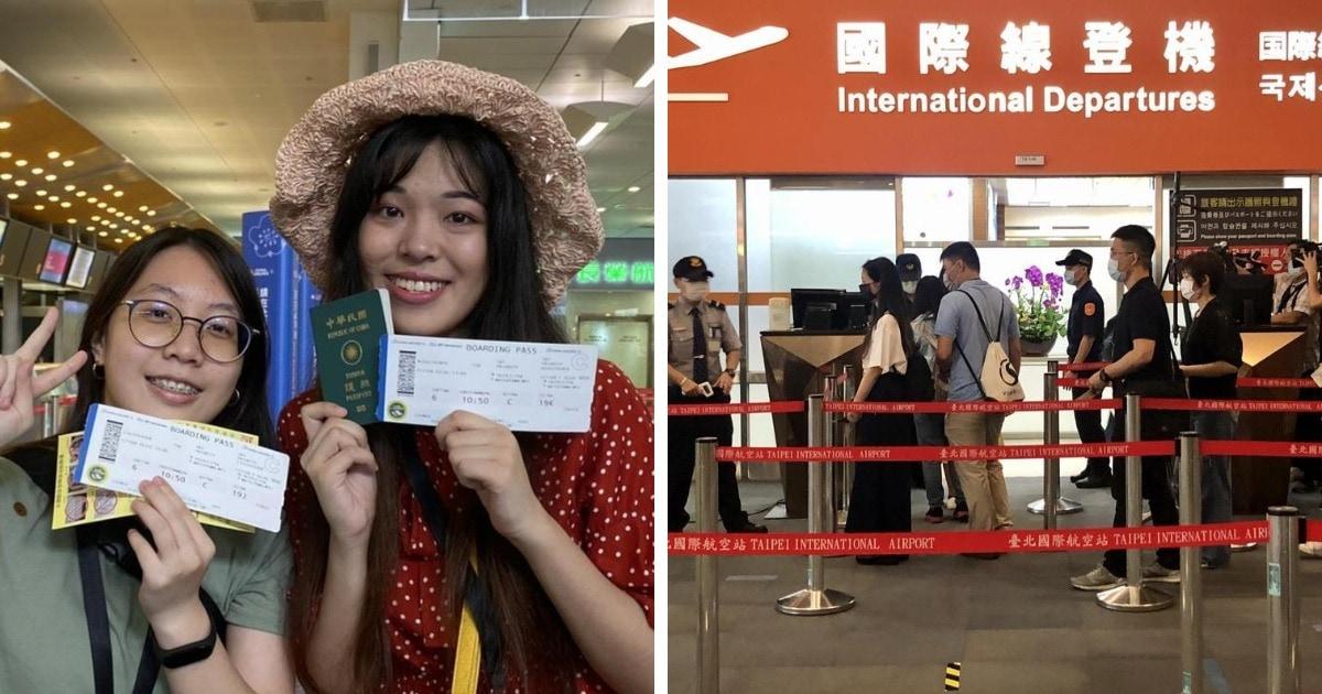 На Тайване открыли ложные полёты для тоскующих по путешествиям: они проходят все процедуры, но никуда не летят