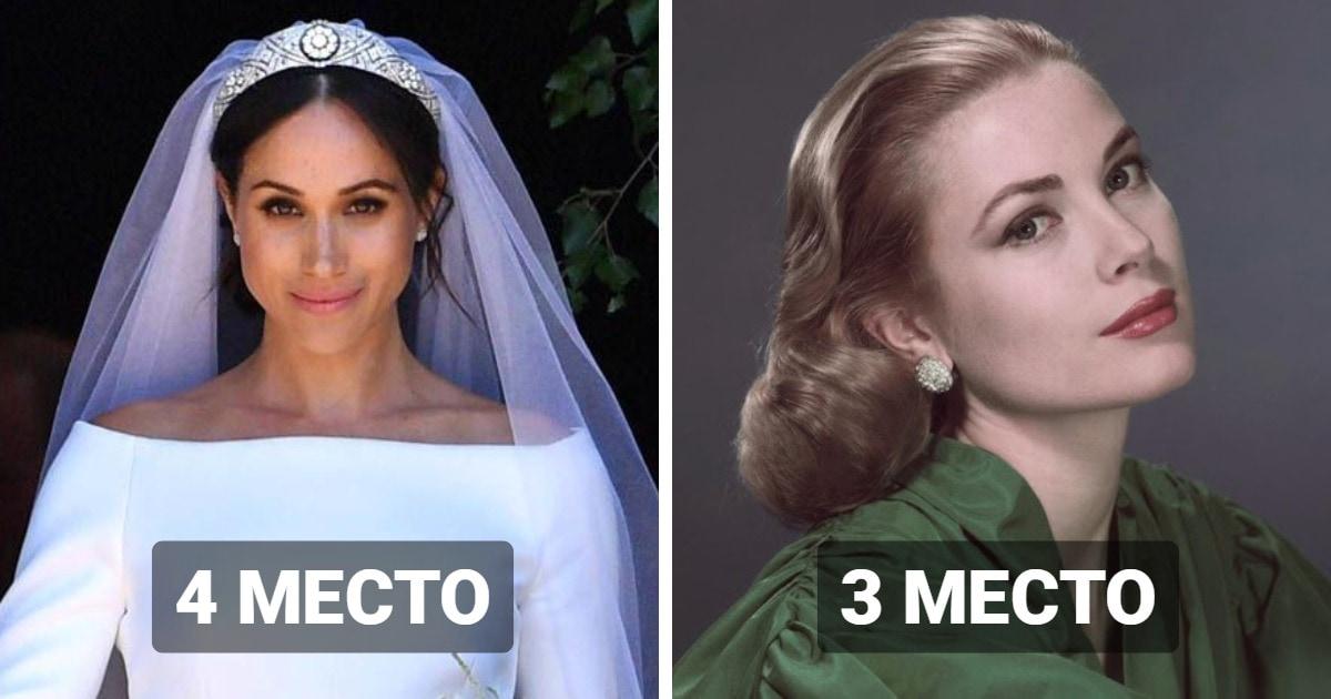 Пластический хирург назвал красивейших женщин из королевских семейств, оценив их лица по золотому сечению