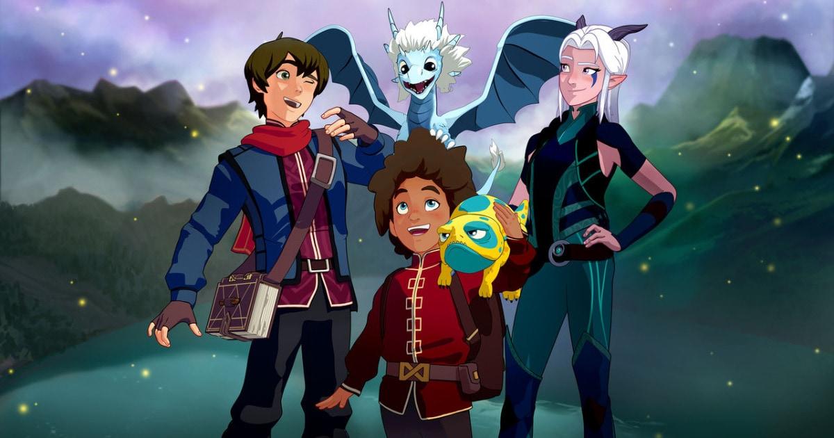 10 мультфильмов и сериалов, похожих на «Аватар: Легенда об Аанге», наполненных тайнами и магией