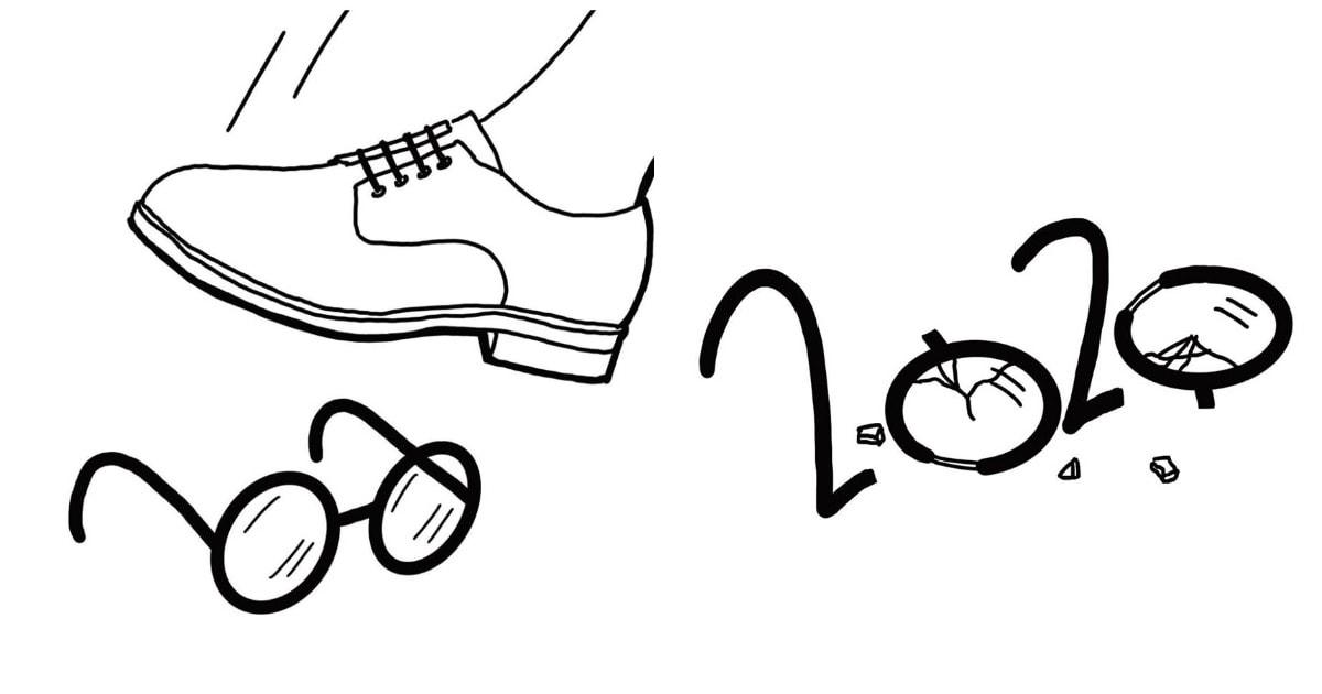 20 лаконичных чёрно-белых комиксов от художника из Шанхая, показывающих, что отсутствие цвета юмору не помеха