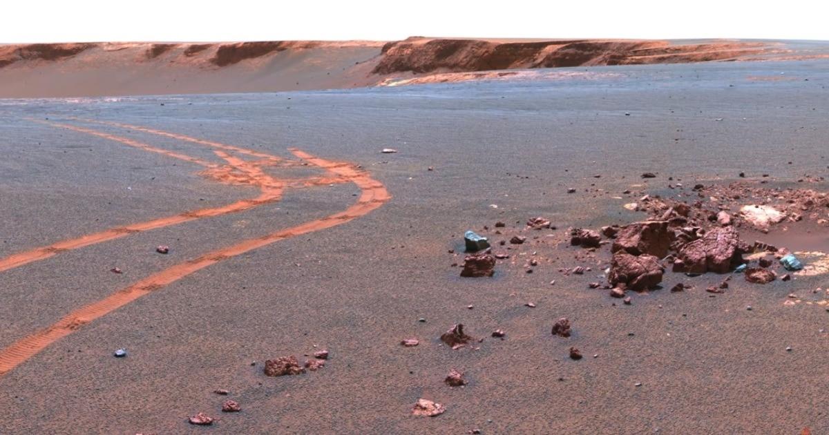Марс в 4К: в сеть выложили видео, на котором Красная планета показана в наилучшем качестве за всю историю