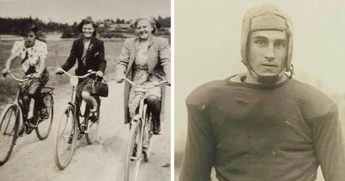 17 ретрофотографий бабушек и дедушек в молодости, которые наполняют сердца трепетом и любовью к прошлому