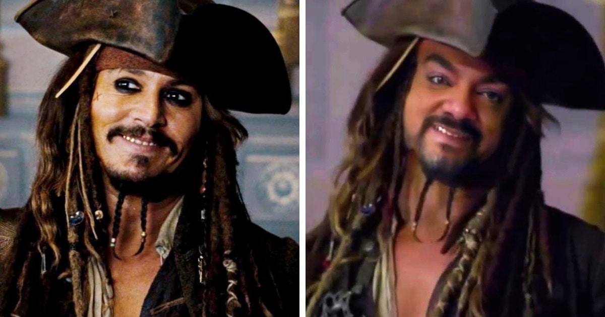 Приложение Reface заменяет лица актёров в кадре. И вот как смотрелись бы наши звёзды в голливудских фильмах