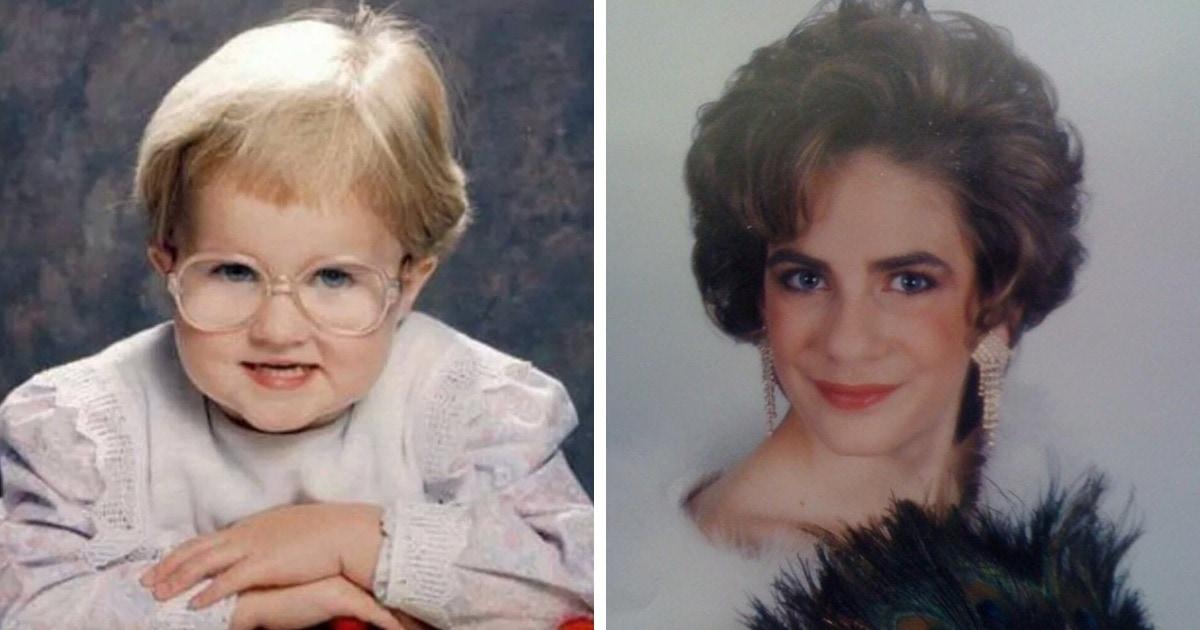 18 неловких фотографий, на которых дети получились значительно старше. Лет на 40